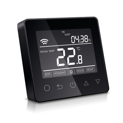 Ambient ProTouch-E Wifi - Black